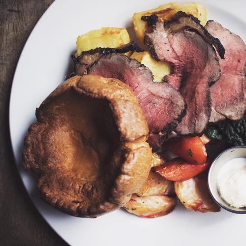 Morgan Arms - london sunday roast