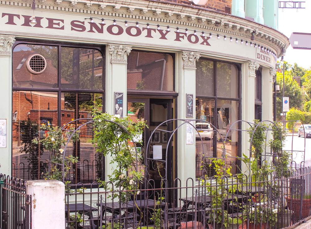 Snooty fox - best london roast