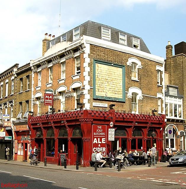 Jolly butcher - london best roasts