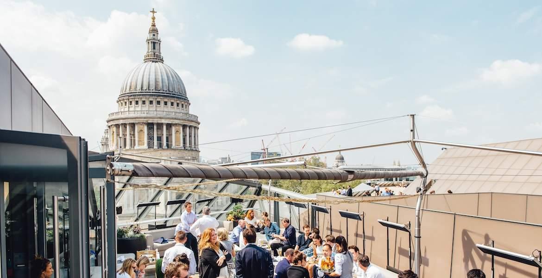 Madisons - london roof bars