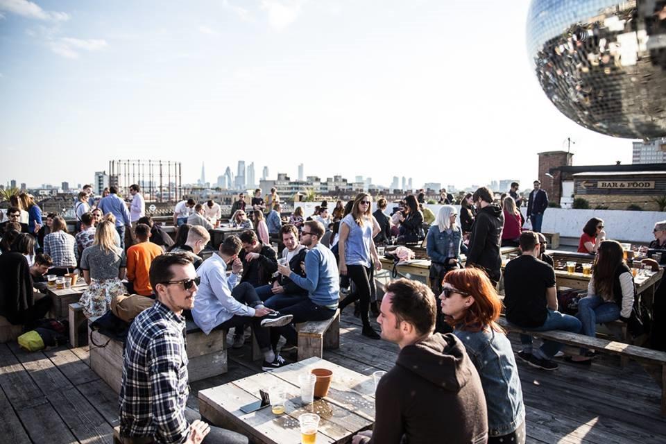 Netil 360 - london roof bars