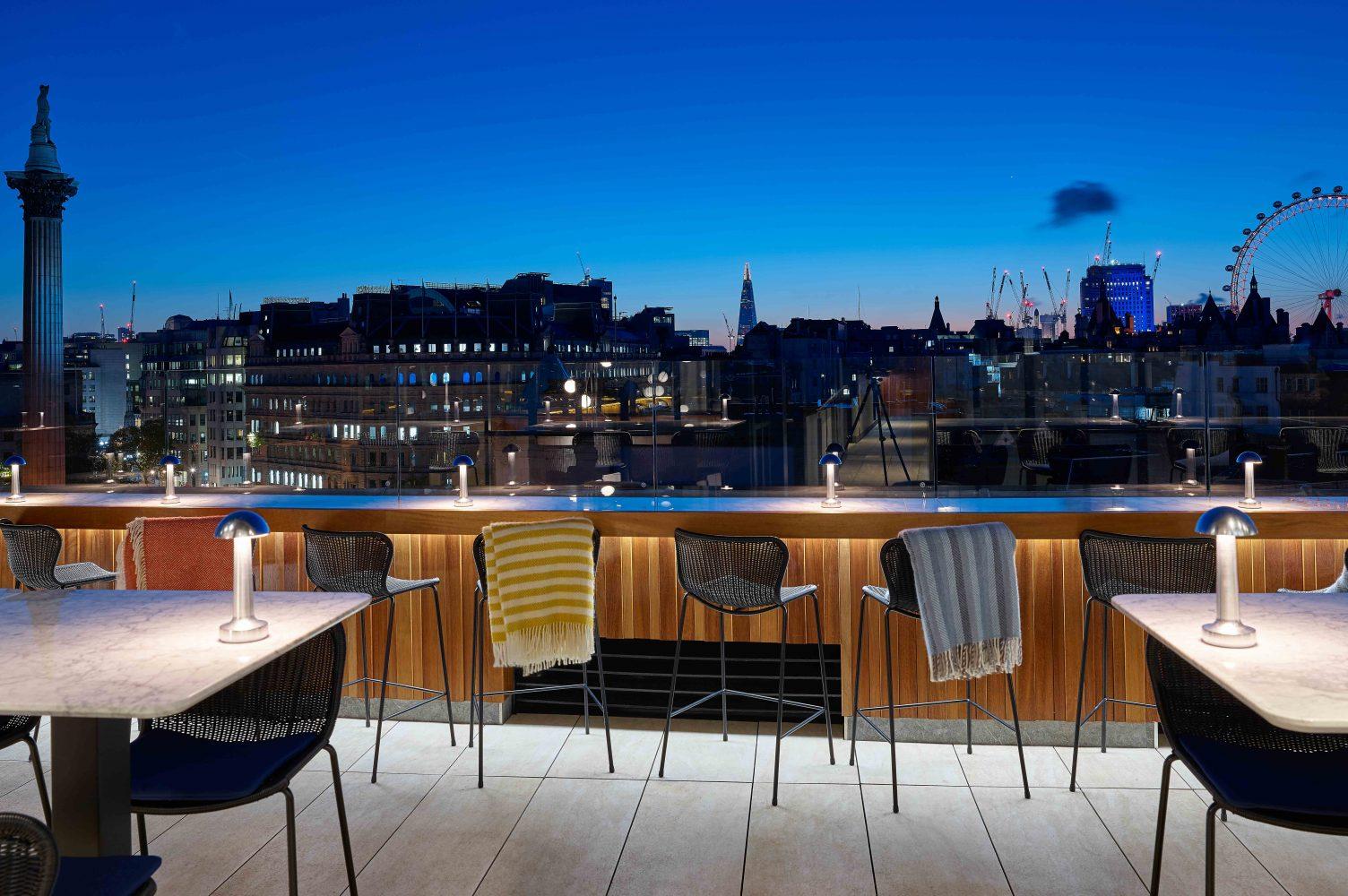 St james - best roof bars london