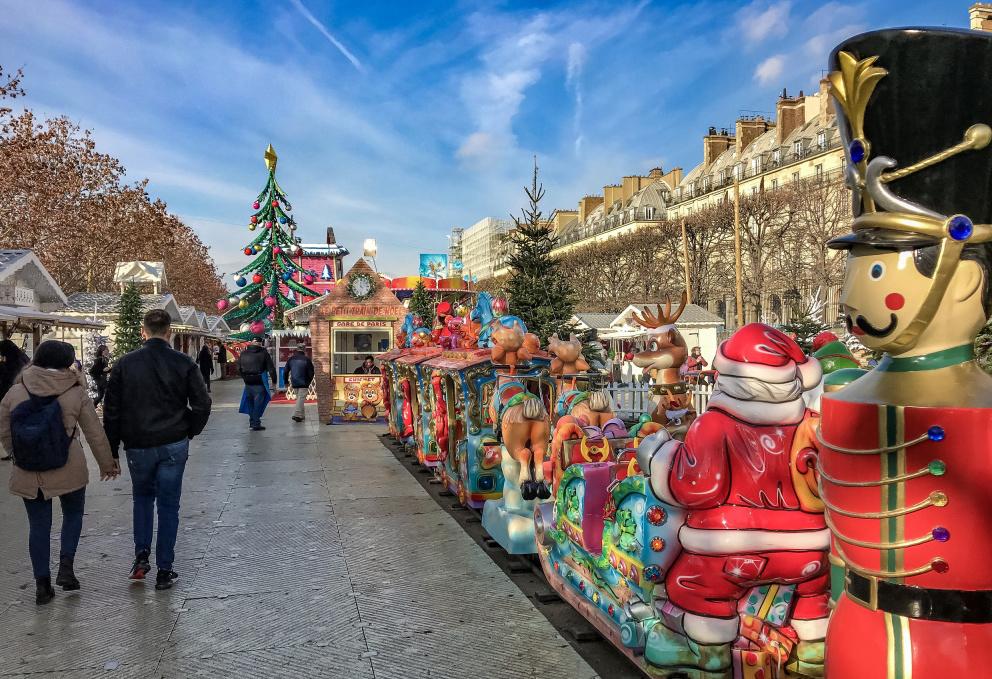 Best Paris Christmas markets - All luxury apartments