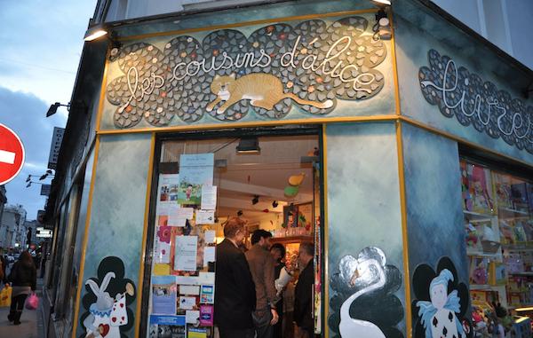 Cousins of alice - best paris shops