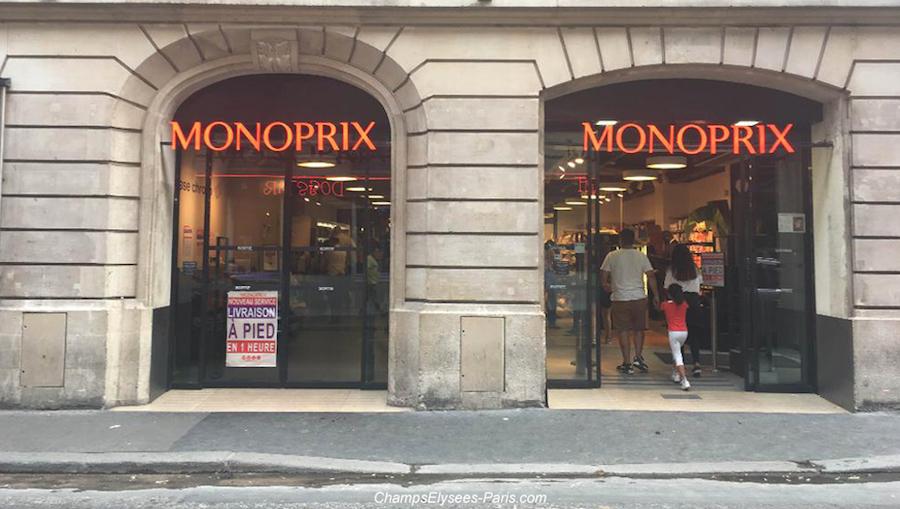 Monprix - best paris shops