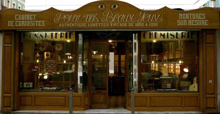 Pour Vos beaux yeux - best paris shops