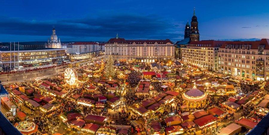 Dreseden - best europe christmas markets
