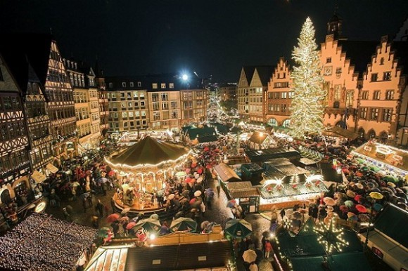 The top 10 Christmas markets to visit in Europe
