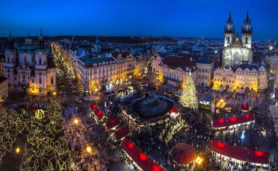 prague - europe christmas market