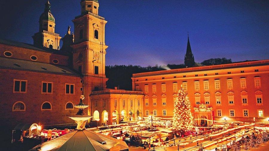 salzburg - best europe chirtmas market