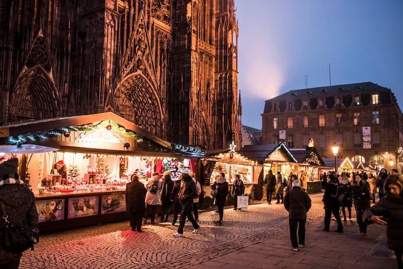 strasbourg - best europe christmas markets