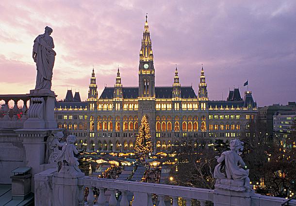 Vienna - best europe chirtmas market