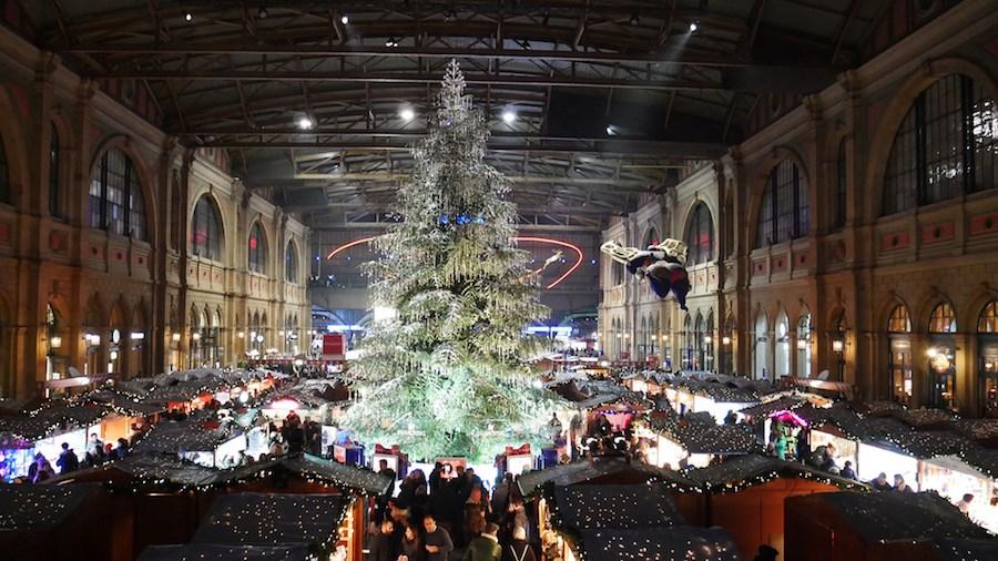 zurich - europe christmas market