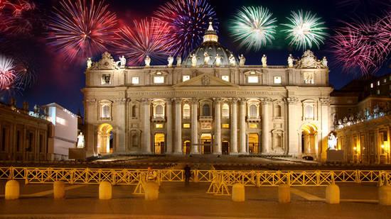 rome new year