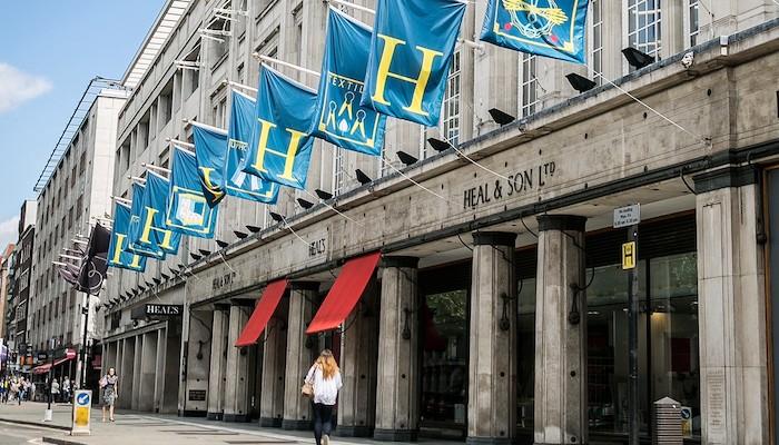 heals - london sales shopping