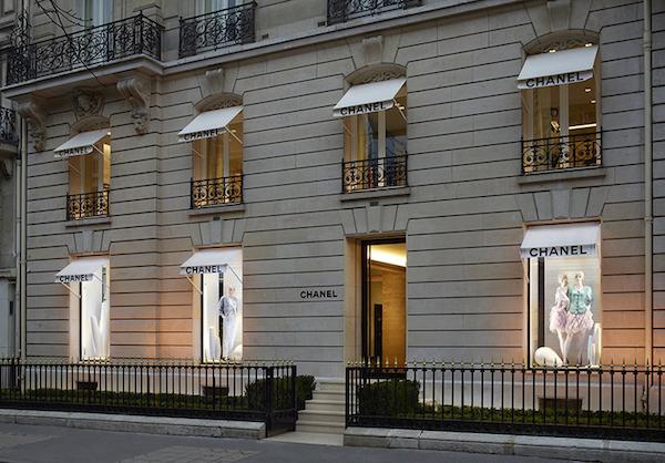 Paris sale shopping
