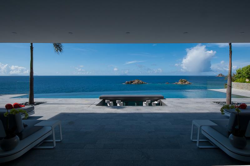 st barts holiday villa