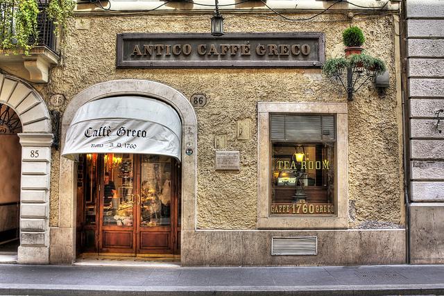 best coffee rome