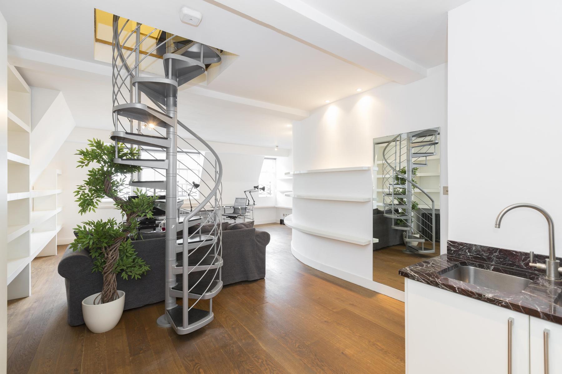 Soho London penthouse
