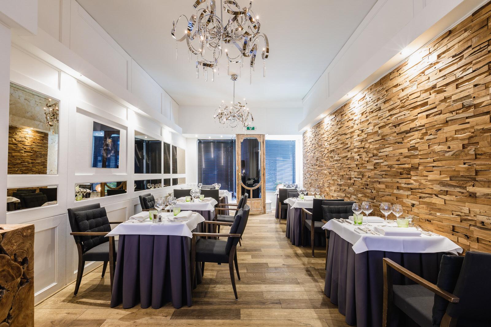 Romantic restaurants in Brussels