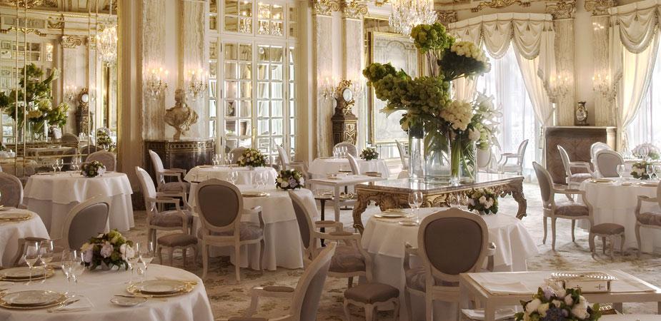 Michelin star restaurants French Riviera
