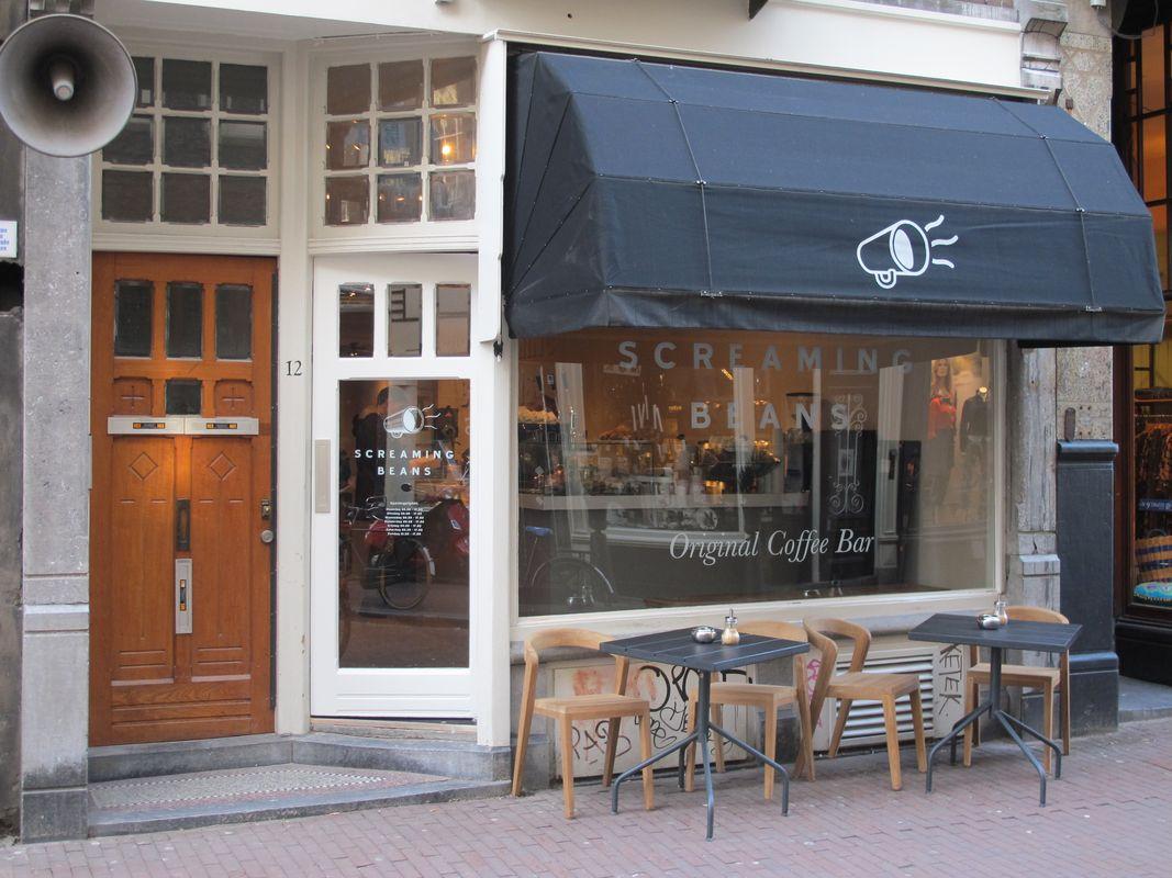 Best coffee shop amsterdam