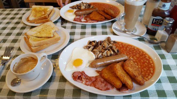 Best breakfast london