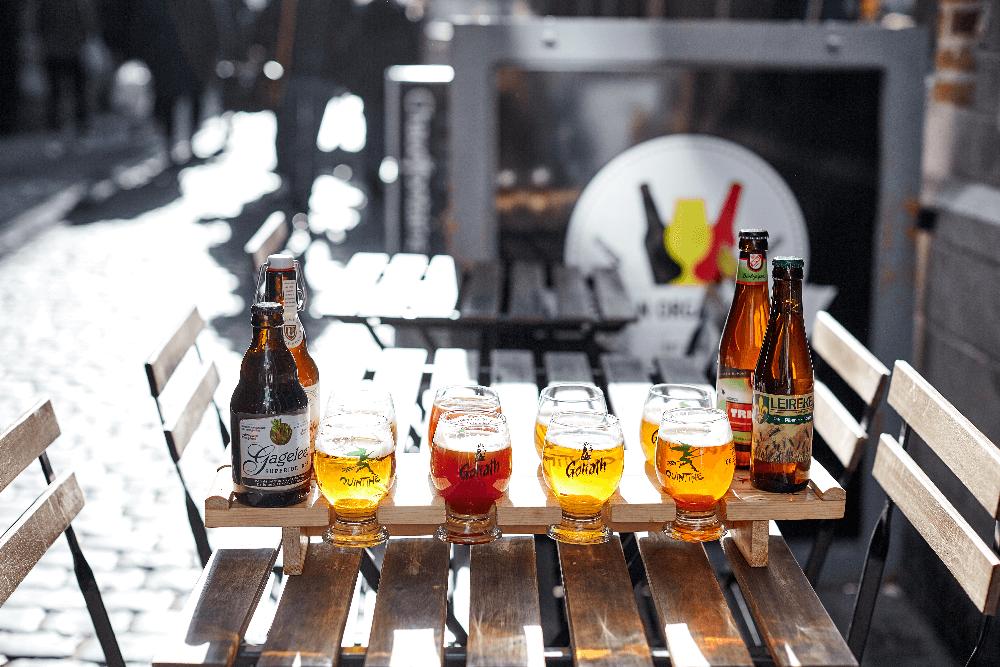 Best beer bar brussels