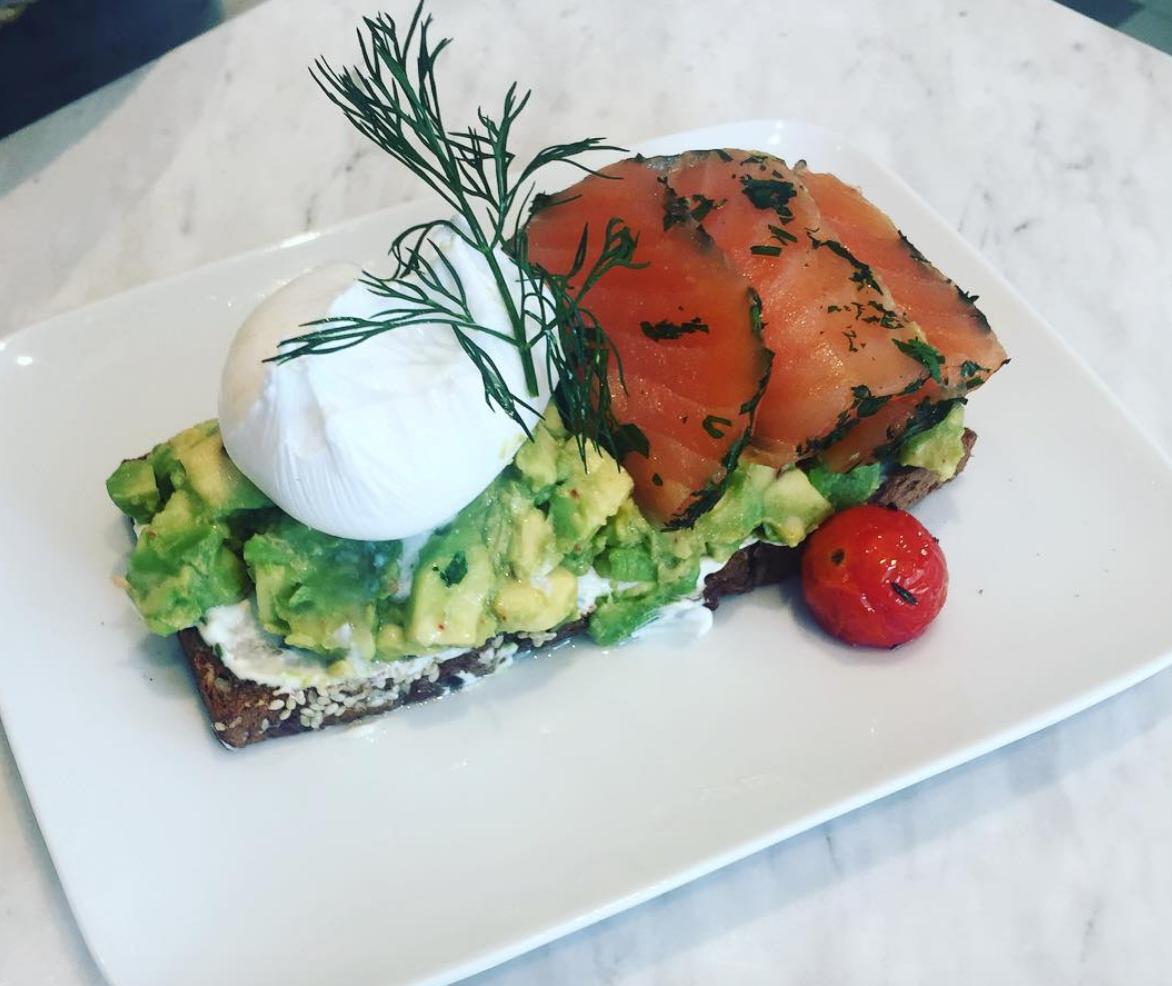 Best breakfast paris