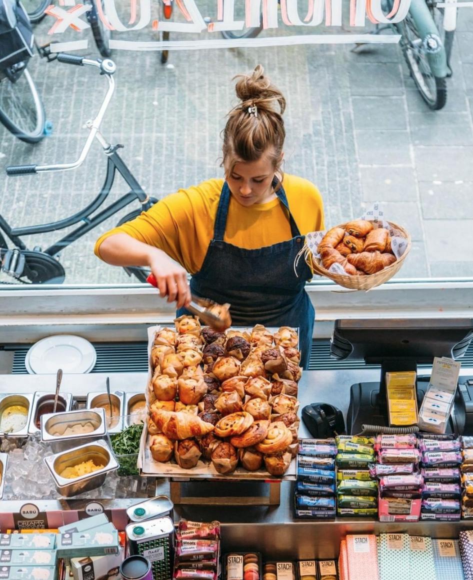 best breakfast amsterdam