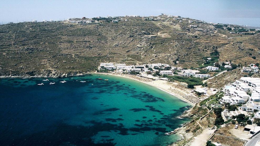 Best beach Mykonos