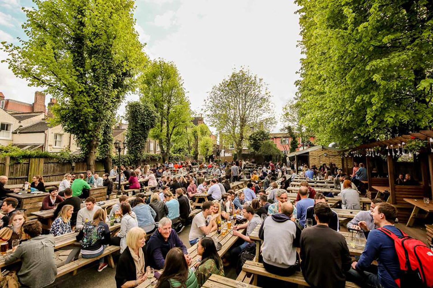 What to do in london in spring