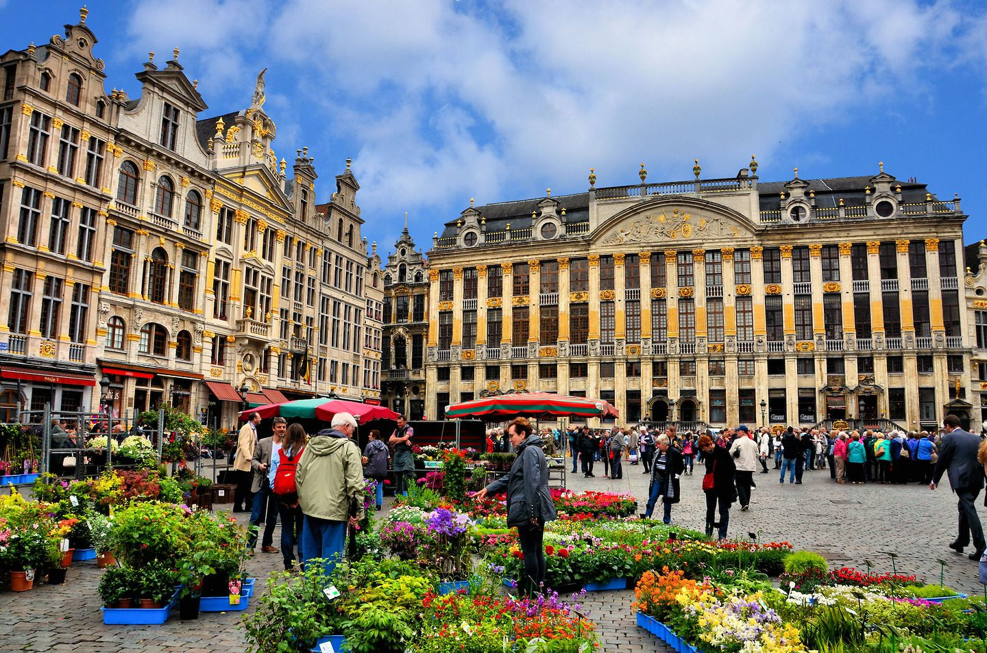 What to do in Brussels in spring
