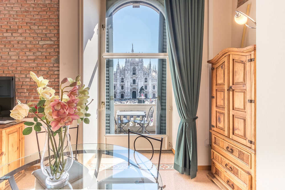 Milan luxury apartments to rent