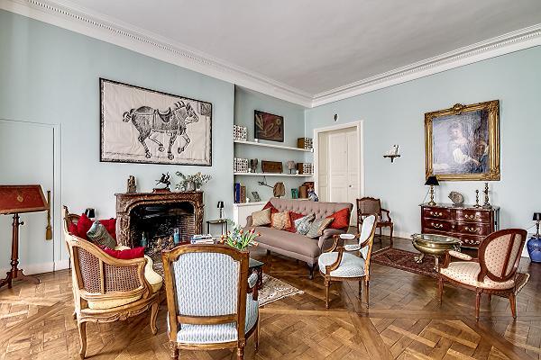 Paris luxury apartments