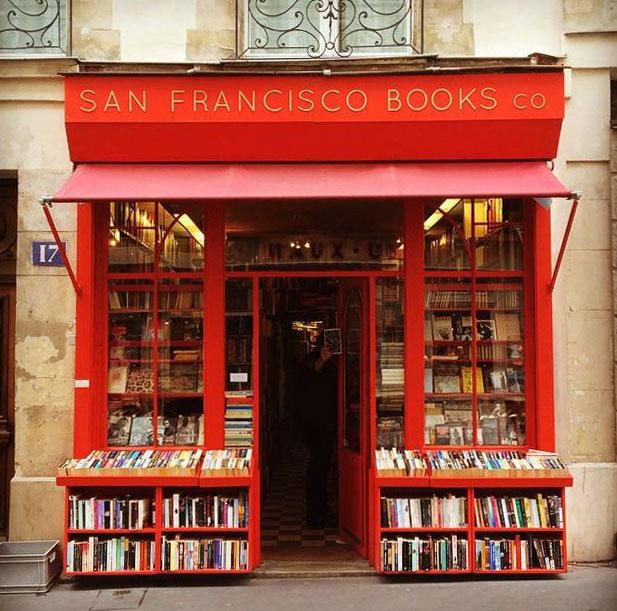 Besyt bookshops paris