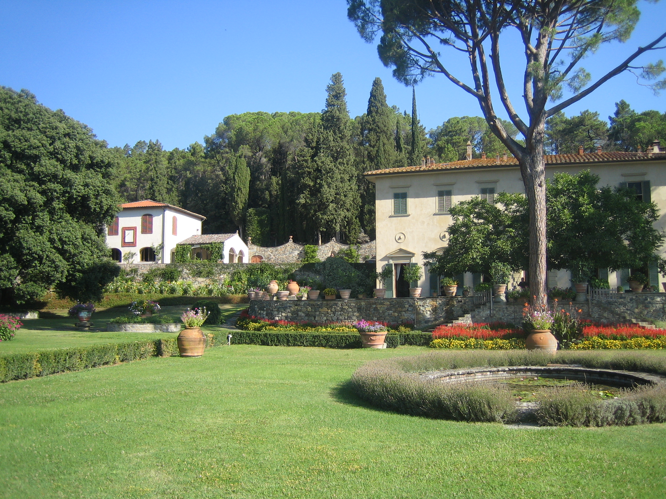 Roman villas in every region for your next Italian holiday