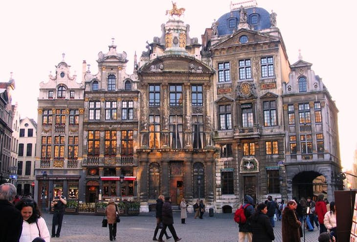 Brussels museums