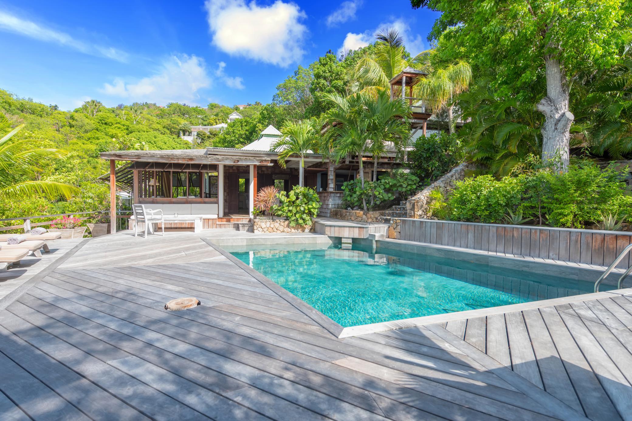 St Barth Gustavia luxury villas to rent - All Luxury Apartments