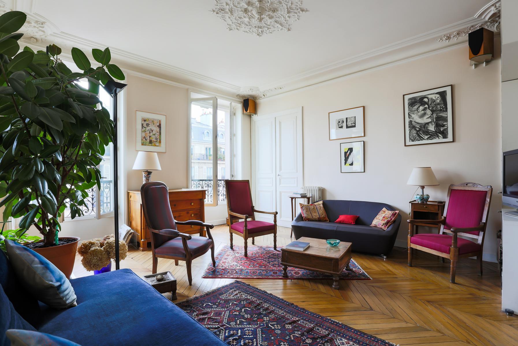 Chic Paris apartments near Gare du Nord train station - All luxury apartments