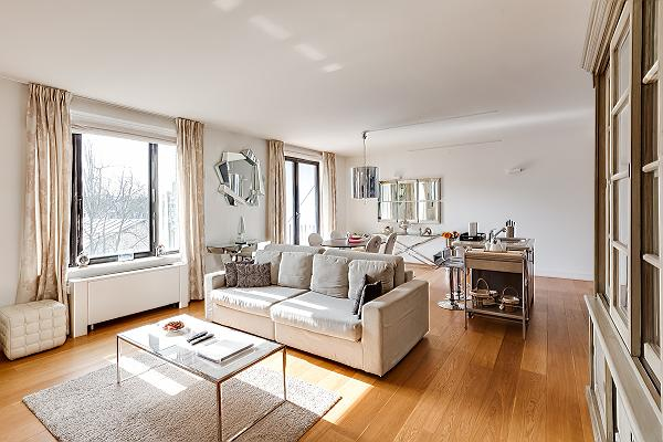 The most luxurious Brussels apartments at Grand Place