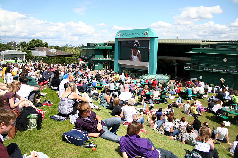 The ultimate guide to visiting London for the Wimbledon tennis tournament