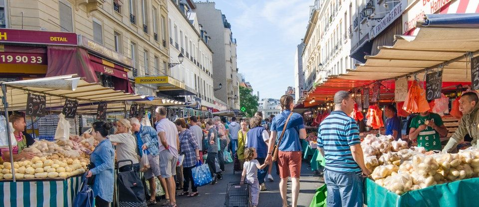 The 12 best farmer's markets in Paris