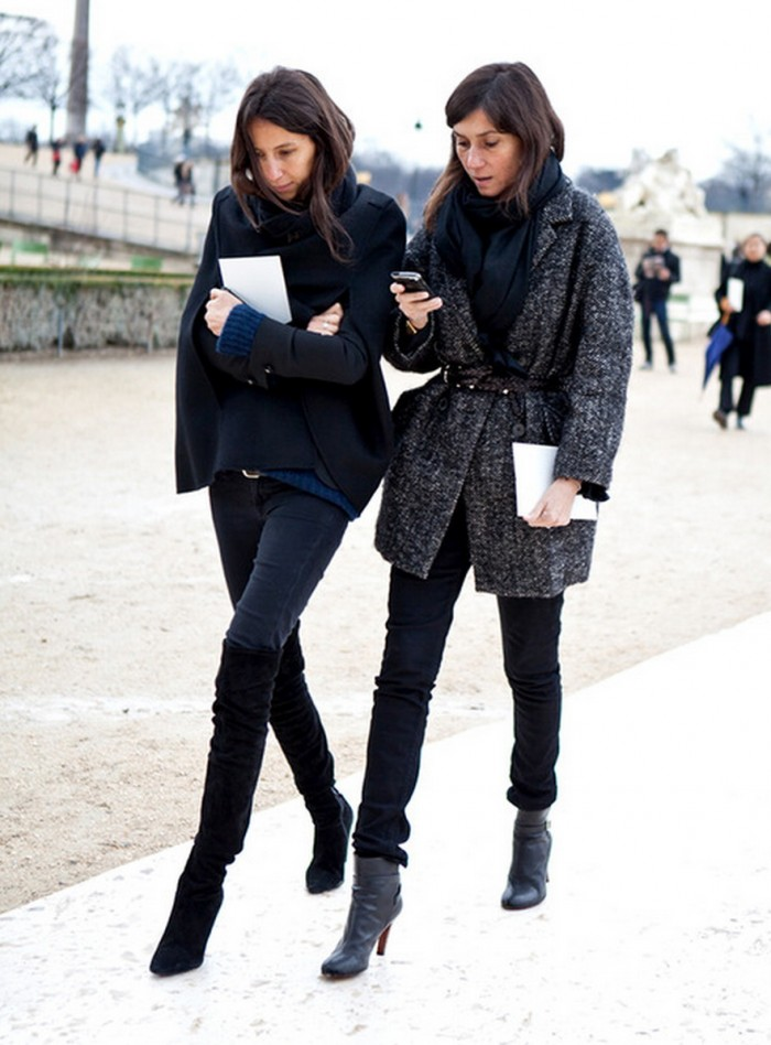 Fashion trends to look out for so you look like a Parisian this fall