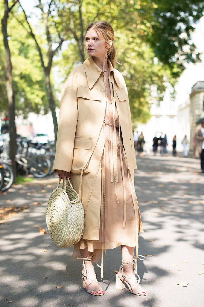 How Parisians stay looking chic in the heat