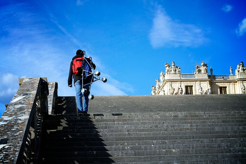 Your guide to navigating Paris as a new parent