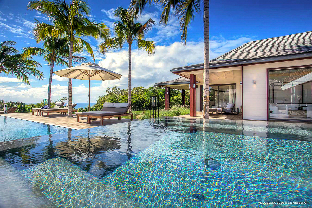 9 Luxury House Rentals in St Barts with Infinity Pools