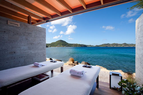 Aaaaand relax. The best spas in St Barts
