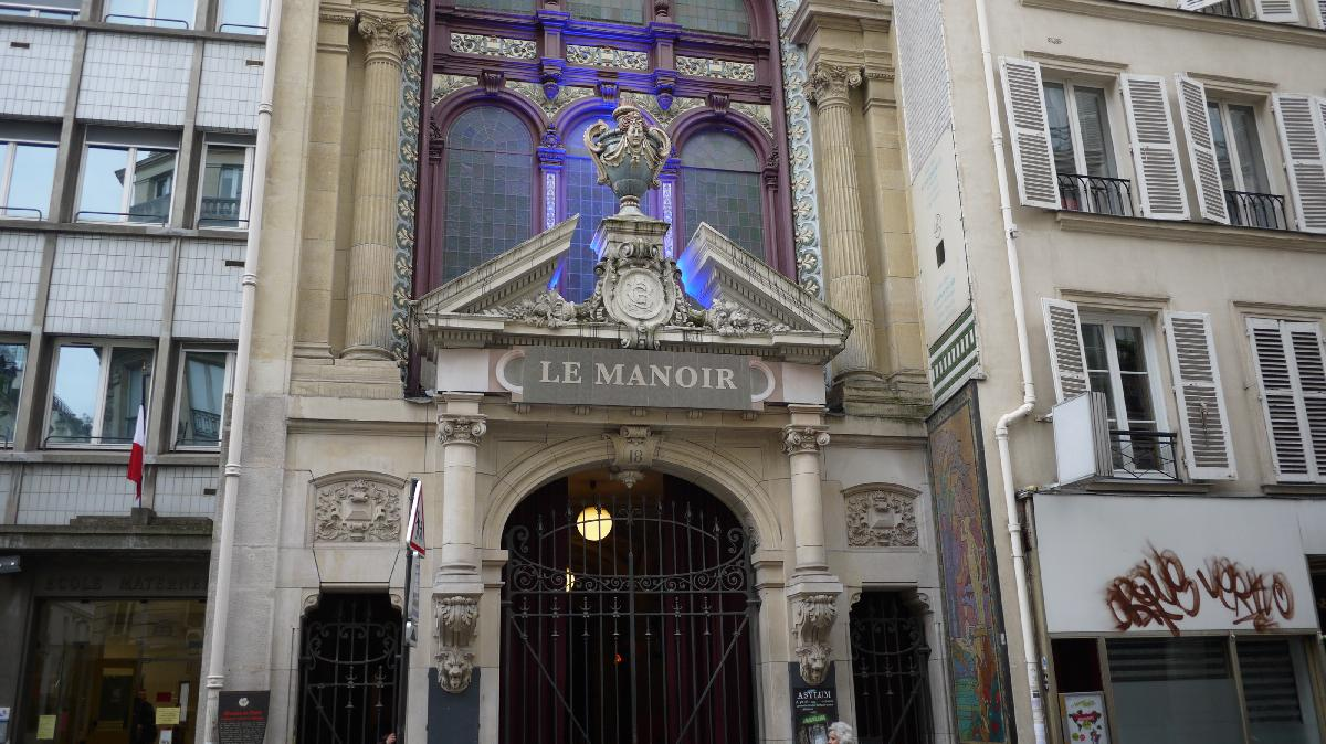 Boo! Spooky places to spend Halloween in Paris