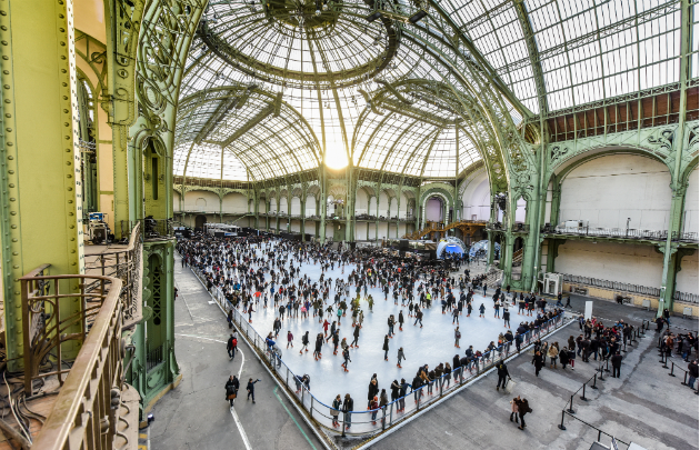 Get your skates on… Where to go ice skating in Paris
